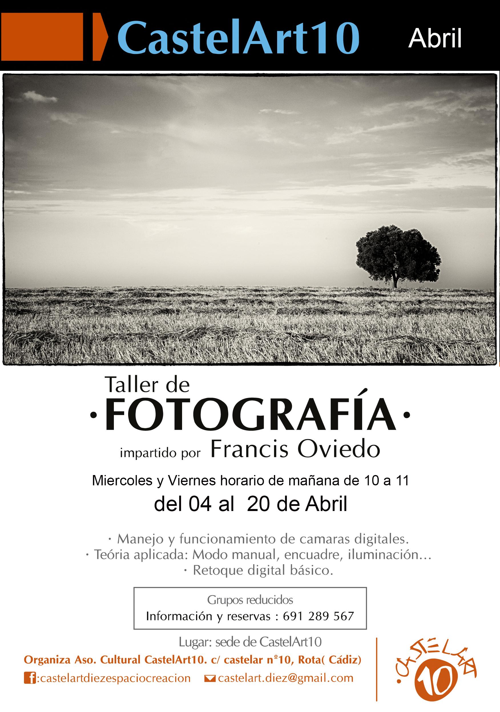 Cursos de Fotografias