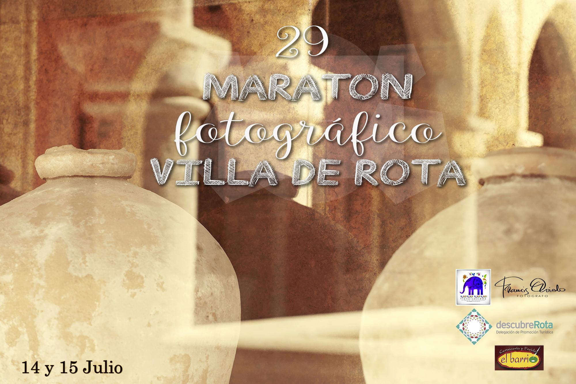 Maraton fotográfico Villa de Rota