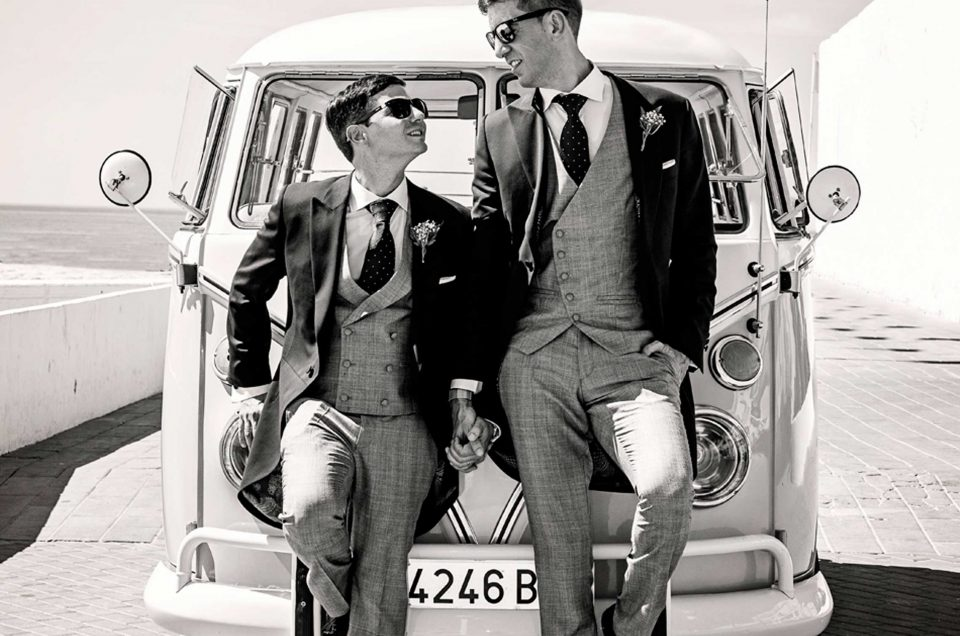 Aitor y Ricardo